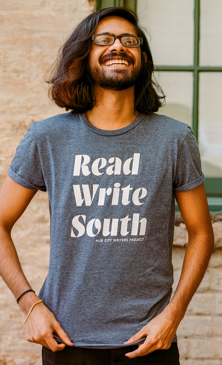 Read Write South T-shirt