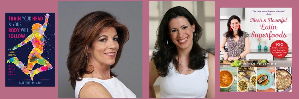 3 Months Till Summer Countdown with Sandy Joy Weston and Leticia Moreinos Schwartz