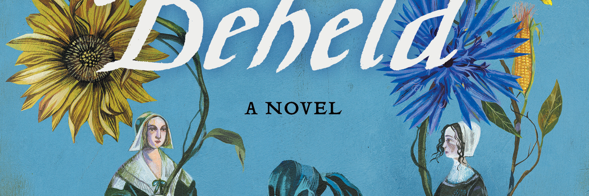 Virtual Talk with TaraShea Nesbit, author of BEHELD—a most Anticipated Book of 2020 by Vogue