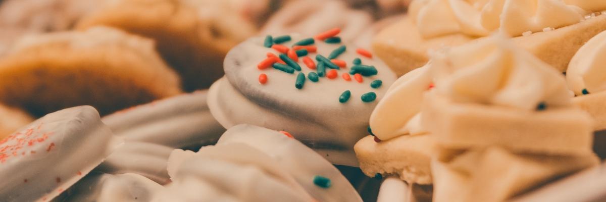 Eat | Read: Cookie Exchange