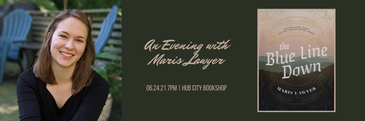 An Evening with Maris Lawyer | The Blue Line Down