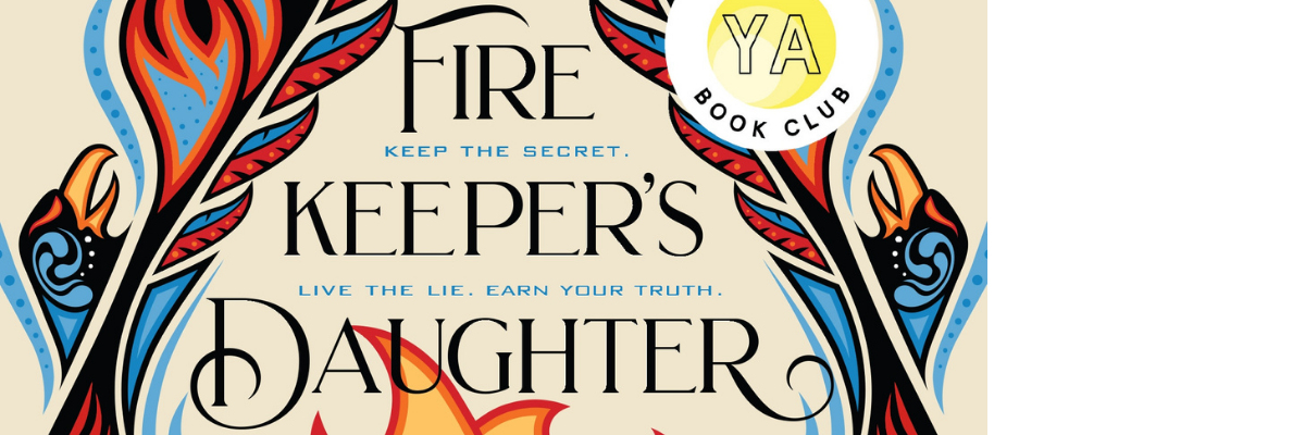 In Conversation with Angeline Boulley and Eric Gansworth | Firekeeper's Daughter