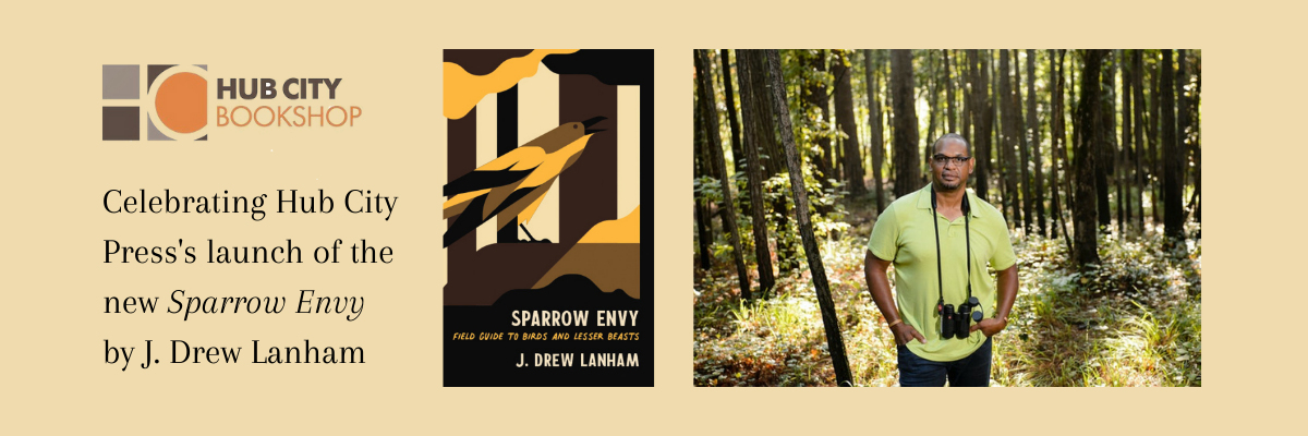 An Evening of Poetry with J. Drew Lanham and John Lane | Sparrow Envy