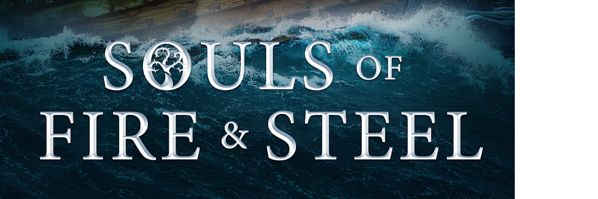 Jill Criswell in conversation with Brock Adams   Souls of Fire and Steel