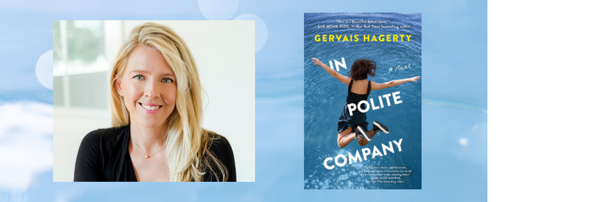 Luncheon with Gervais Hagerty | In Polite Company