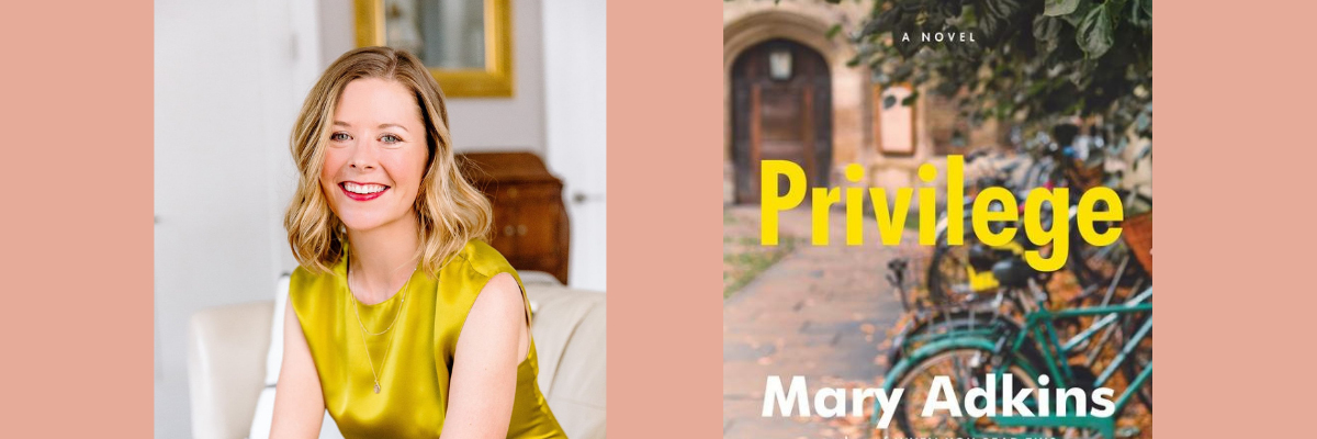 Virtual Lunch with Mary Adkins | Privilege