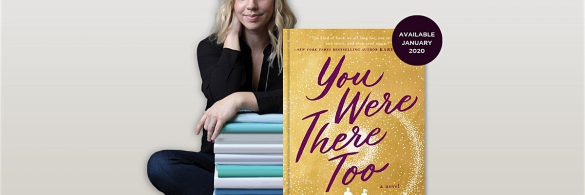 "An Afternoon with Colleen Oakley, author of ""You Were There Too"""