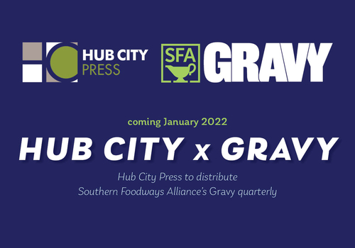 Southern Foodways Alliance and Hub City Press team up
