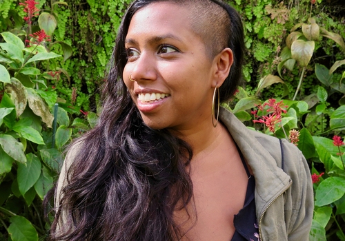 Aurora Masum-Javed is the 2019-2020 Writer-in-Residence