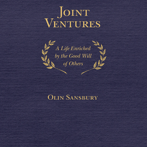 Virtual Publication Party for Olin Sansbury | Joint Ventures