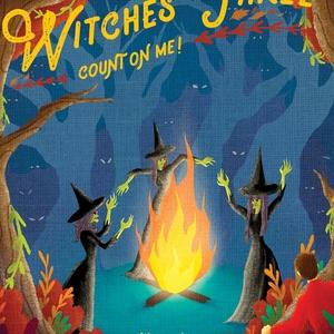 Children's Virtual Halloween Story Hour with Lynda Bouchard and Kody Kratzer