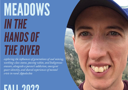Hub City Press to publish Lucien Darjeun Meadows's debut poetry collection IN THE HANDS OF THE RIVER