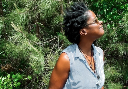 Marlanda Dekine is the winner of the 2021 New Southern Voices Poetry Prize