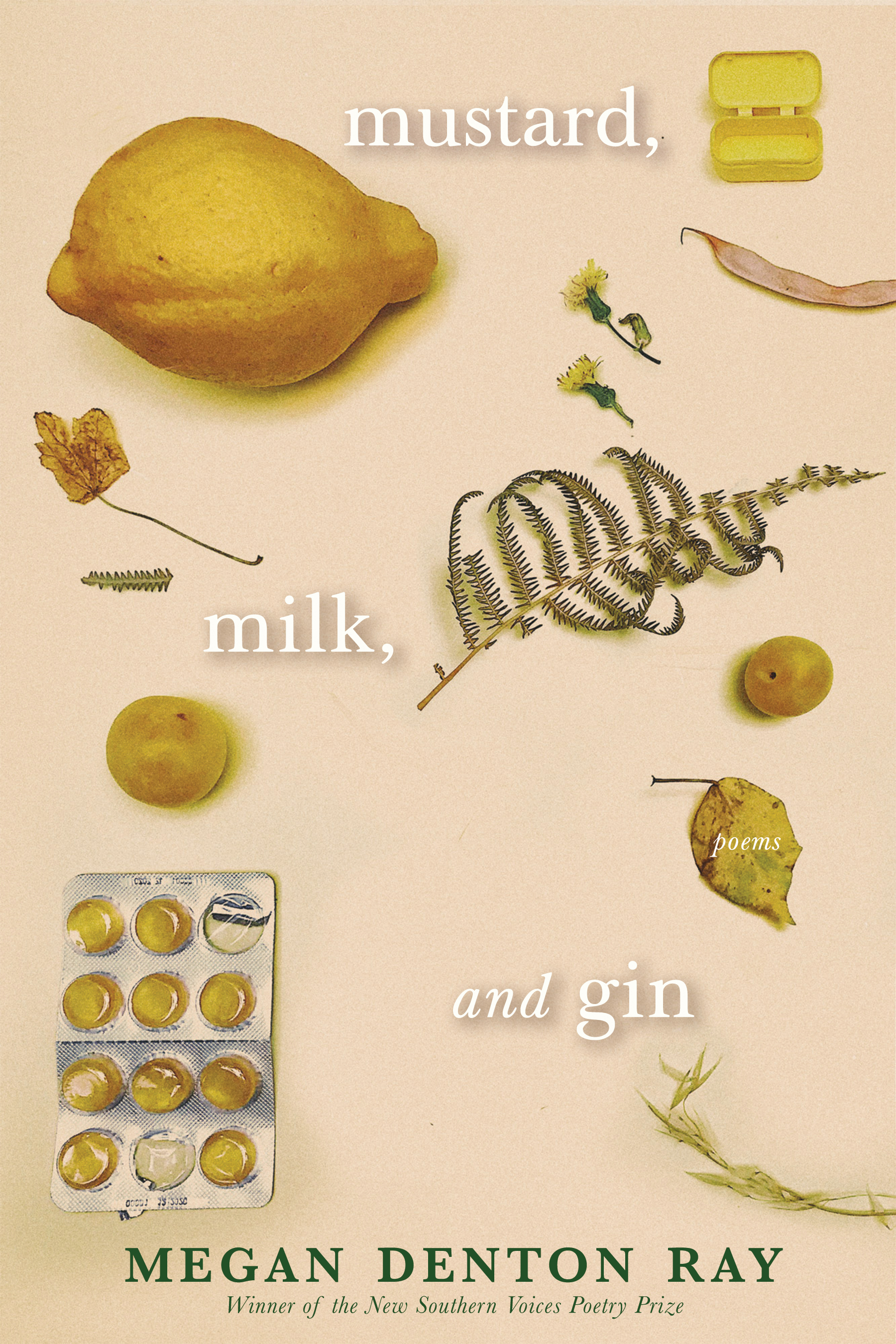 Mustard, Milk, and Gin