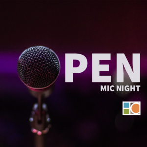 First Friday Open Mic Night