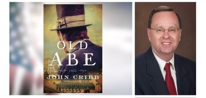 Zoom Cocktail Party with John Cribb | Old Abe: A Novel