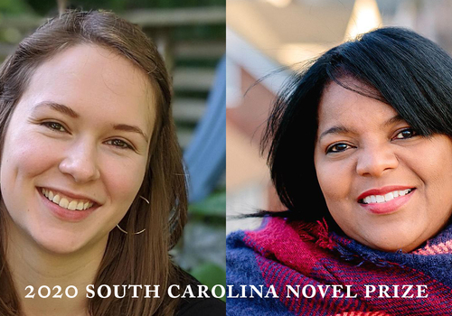Announcing the winner of the South Carolina Novel Prize
