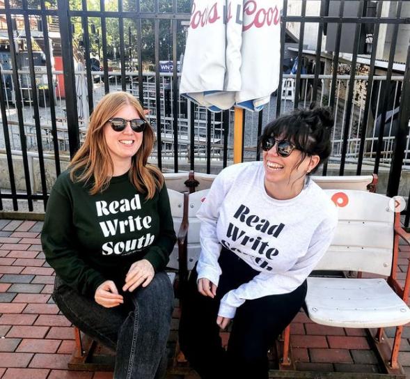 Read Write South Long Sleeve T-Shirt