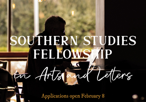 Hub City Writers Project and Chapman Cultural Center Launch Southern Studies Fellowship