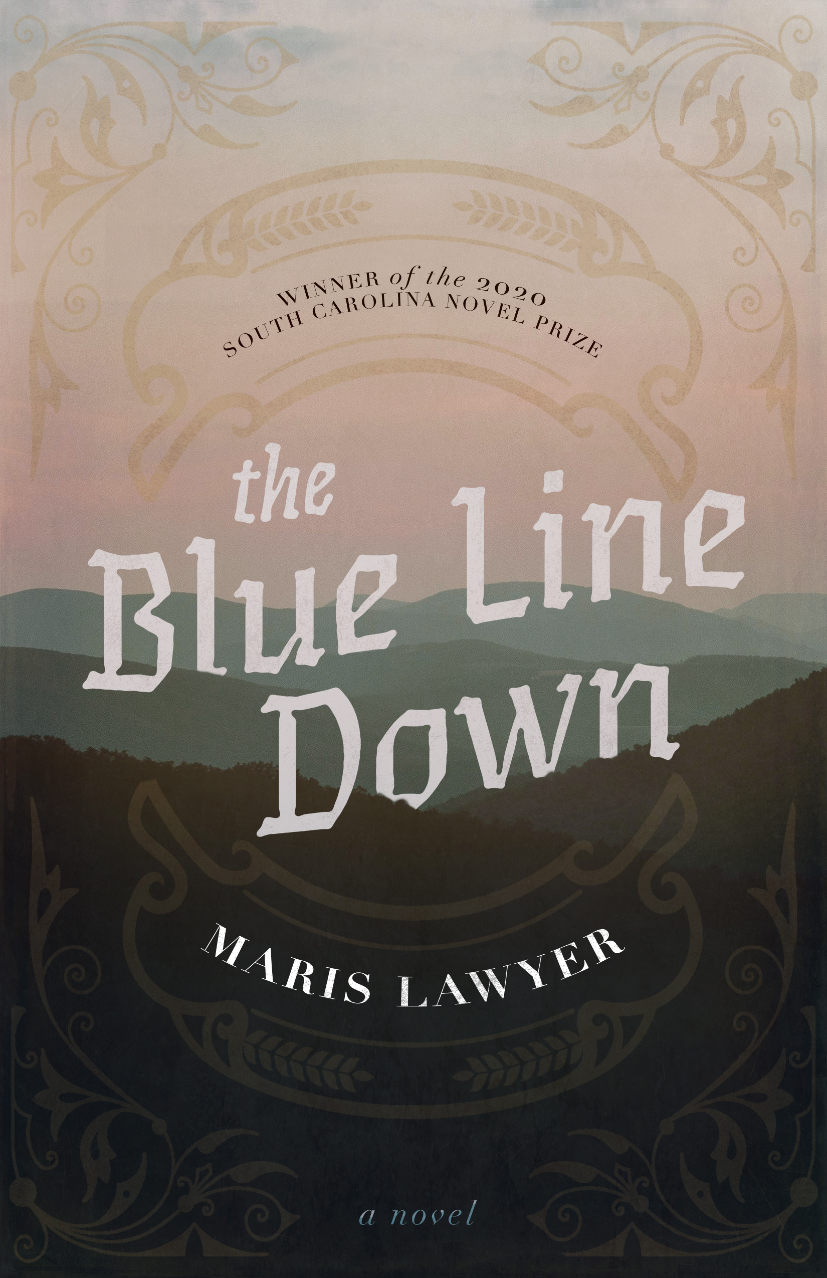 The Blue Line Down