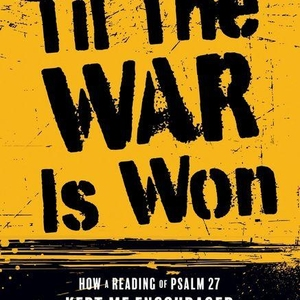 An Evening with Dr. M. Keith McDaniel Sr. | Til the War is Won