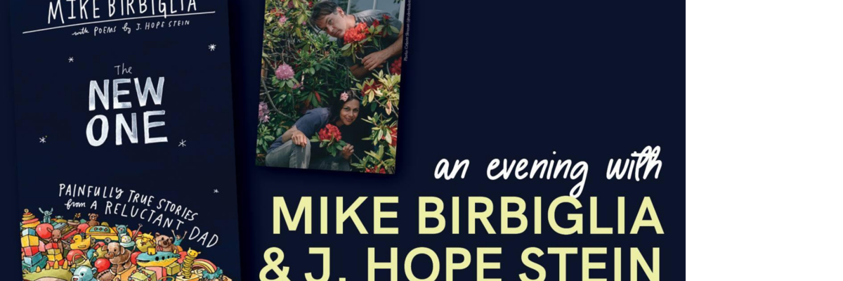 A Virtual Evening with Mike Birbiglia & J. Hope Stein