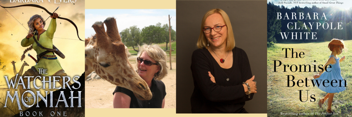 In Conversation with Barbara V. Evers and Barbara Claypole White