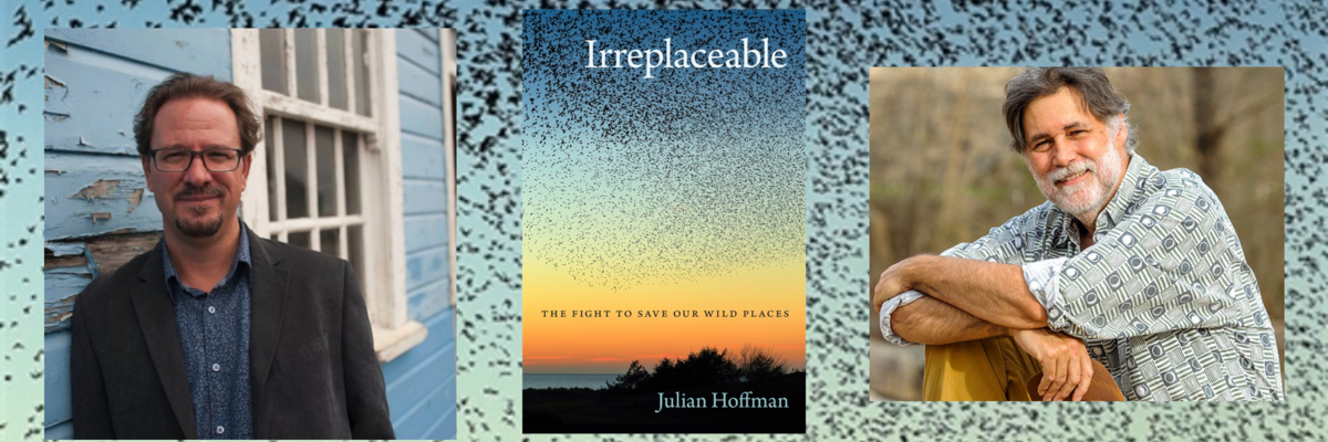 Lunch and Learn with Julian Hoffman and John Lane | Irreplaceable