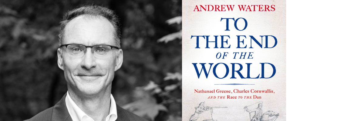 A Virtual Conversation with Andrew Waters | To the End of the World