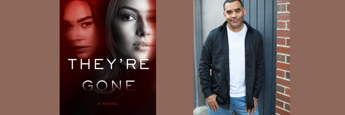 A Virtual Conversation with E.A. Aymar | They're Gone