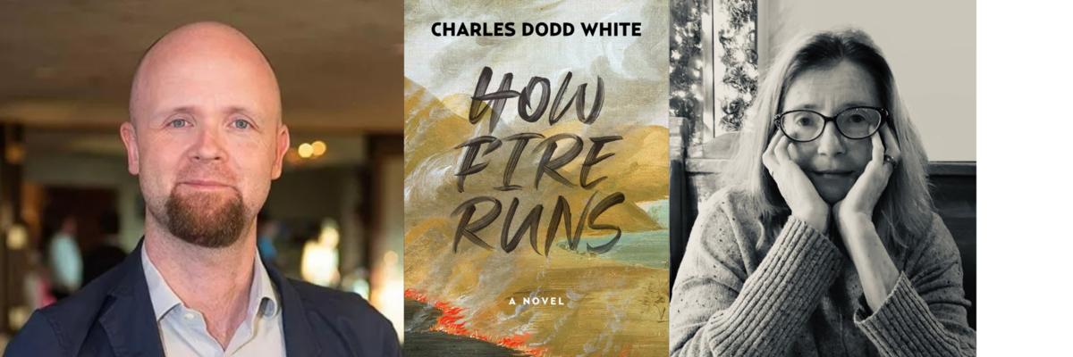 Charles Dodd White in conversation with Karen Salyer McElmurray