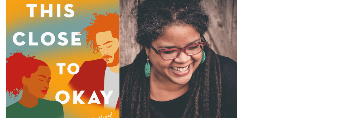 A Virtual Conversation with Leesa Cross-Smith | This Close to Okay